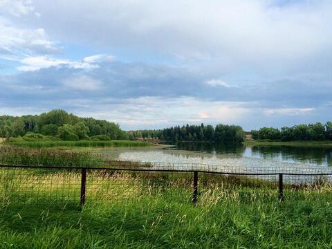 10 Га в Рузском р-не, залив Озернинского водохр-ща - Фото 2