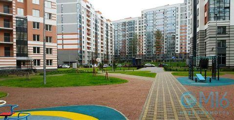 Продажа 1-комнатной квартиры в Калинском районе, 35.2 м2 - Фото 1