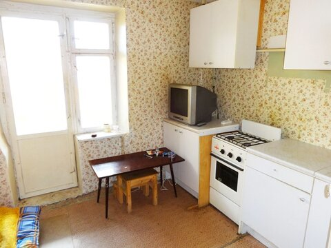1-комнатная квартира 37м2 (улучшенка). Этаж: 1/5 кр дома. Центр города - Фото 1