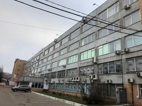 А52056: Офис 300 кв.м, Москва, м. Кунцевская, Рябиновая, д.44 - Фото 1