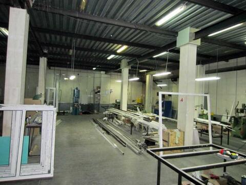 Продаю склад/пр-во, 1500 м2 на ул. Памирская - Фото 3