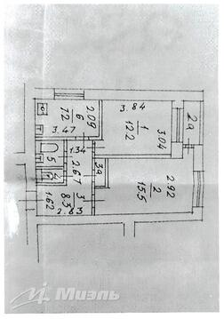 Продажа квартиры, м. Парк культуры, Ул. Тимура Фрунзе - Фото 3