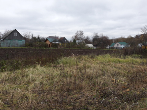 Участок 9 соток (ИЖС) г.Домодедово село.Лобаново - Фото 2