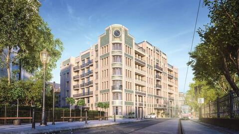 Комфортный апартамент 50,5 кв. м в доме deluxe на Покровском бульваре - Фото 1