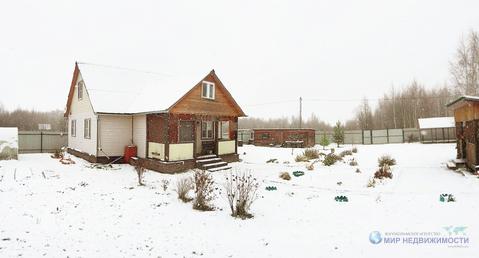 Оформленная ухоженная дача с баней и постройками в Волоколамском р. МО - Фото 1