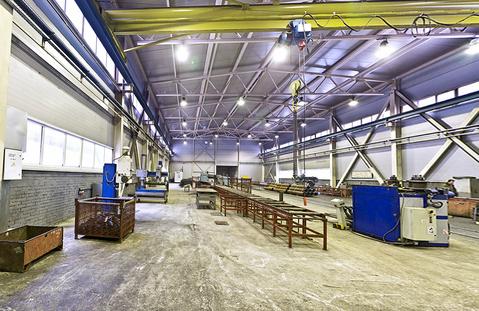 Продам производственный комплекс 14 800 кв.м. - Фото 1
