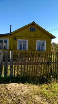 Продается дом, Гатчинский р-н, пос. Мыза-Ивановка - Фото 1