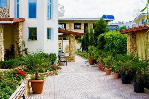 Продам гостиницу 1248 кв.м, 29 номеров, 500 м. от моря, пер. . - Фото 3