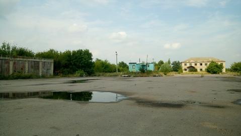 Производственно-складская база в 40 км от Воронежа - Фото 1