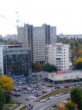 2-к. кв, парковая зона, витражное остекление, под ключ, Костюкова 12а - Фото 3