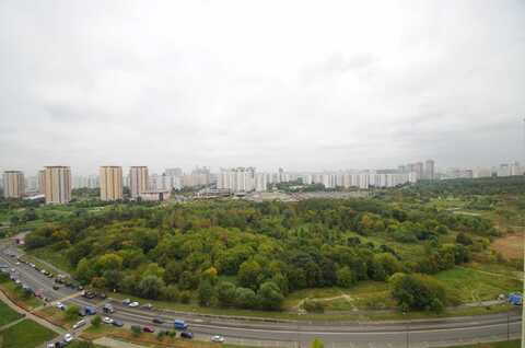 1 комн.кв-ра м. Юго-Западная, ул. Никулинская, 9 - Фото 4