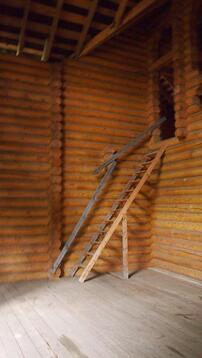 Деревянный дом 300 кв.м под отделку д.Мышецкое у озера - Фото 4