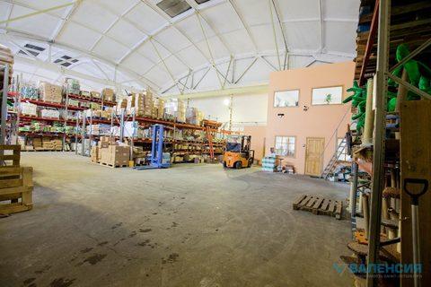Производственно-складское теплое помещение 895.4м2, 1эт, Парголово - Фото 3