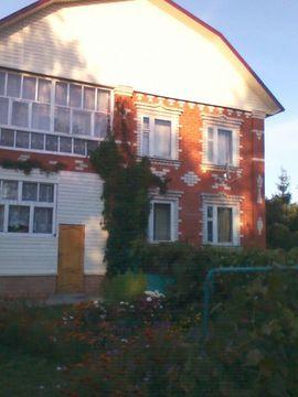 Продам дом 192 кв.м. на 28 сот. Лысковский р-он - Фото 3