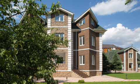 Дом по современному проекту в Горки-2 - Фото 2