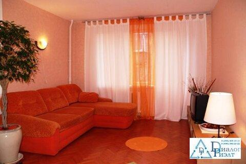 Сдается комната в 2-комнатной квартире в Москве, Рязанский р-н - Фото 1