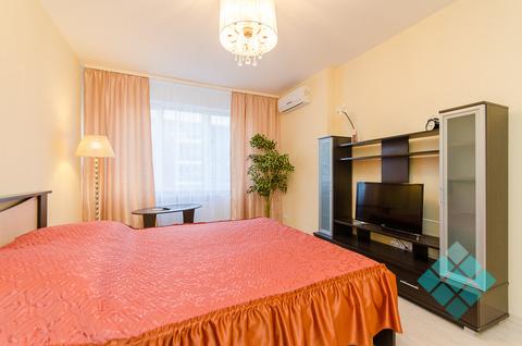 1-комнатная посуточно с угловой ванной в новом доме на ул.Невзоровых - Фото 1