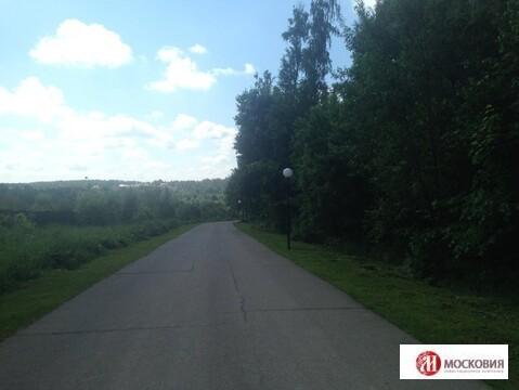 Лесной участок 18.4 соток. Коммуникации, прописка Москва. 30 км от МКАД - Фото 5