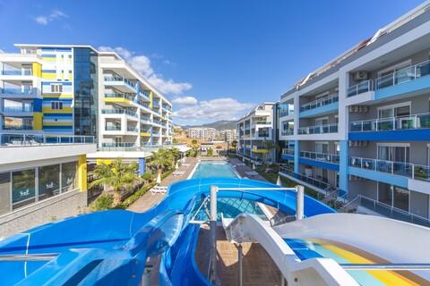 2х этажная квартира с большой террасой возле моря - Фото 2