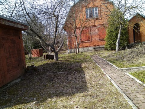 Продается дом на 7 сотках, Москва, Щербинка - Фото 4