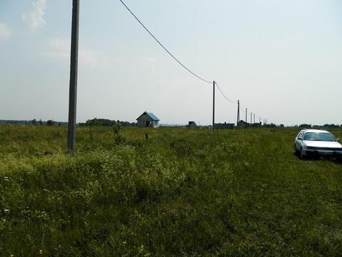 Симоново село участок 65 сотки Заокский район Тульская область - Фото 4