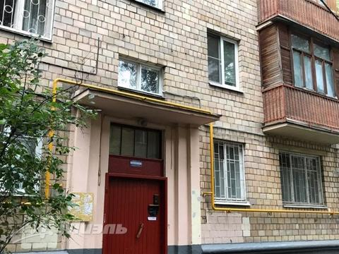 Продажа квартиры, м. Парк культуры, Ул. Бурденко - Фото 1