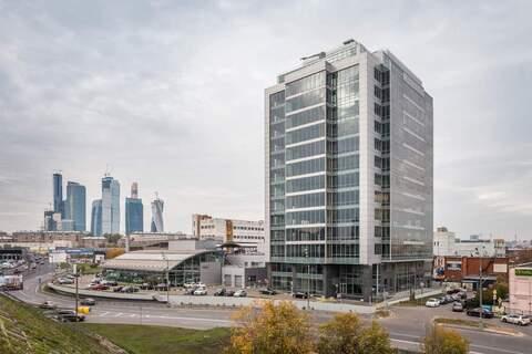 Офис в аренду 1365.4 кв. м, м. Кутузовская - Фото 1