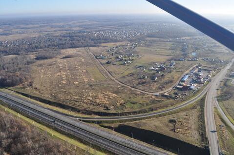 Участок 8,7 га земли промышленности Федеральная трасса м8 - Фото 1