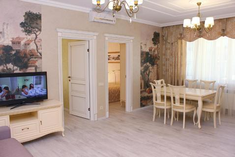 Сдам 3-х комнатные апартаменты в Ялте по ул.Ленина 5 - Фото 1