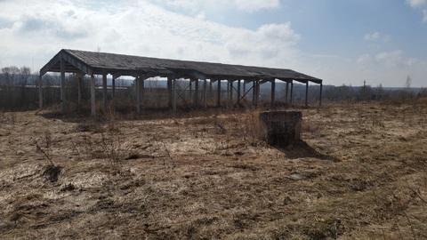 Продаётся земля пром.назначения со строениями. - Фото 5