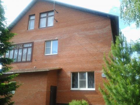Кирпичный дом 340 кв.м. на берегу р. Руза, Рузский район 100 км. МКАД - Фото 3