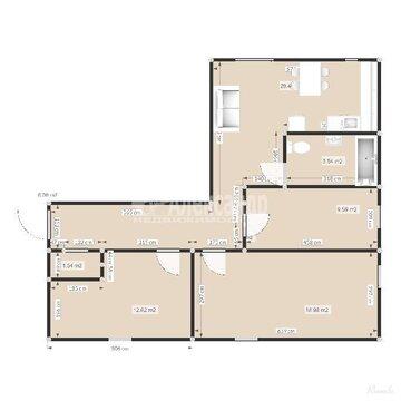 Продажа 3 комнатной квартиры м.Багратионовская (Филевская Б. ул) - Фото 4