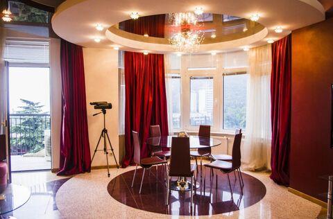 Продается 3 комн. квартира (120 м2) в пгт. Партенит - Фото 1