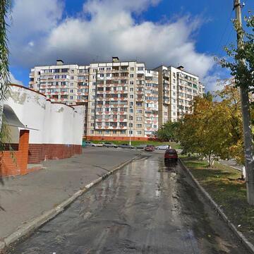 Однокомнатная квартира на харьковской горе, современная планировка