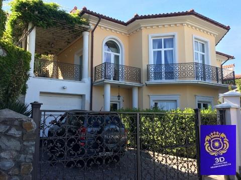 Продажа дома у моря коттеджный поселок Гурзуф - Фото 1