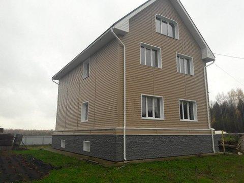 Продажа дома, 300 м2, Сиреневая, д. 33 - Фото 1