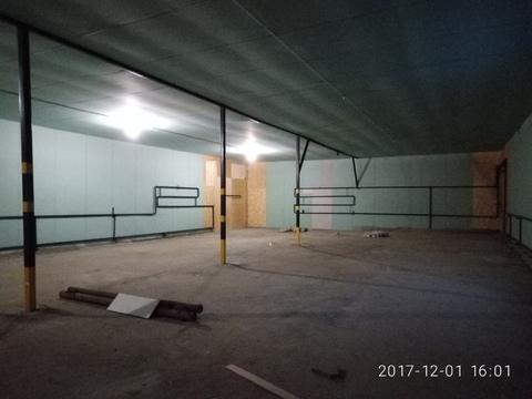 Склад (350кв.м, 3 ворот) - Фото 1