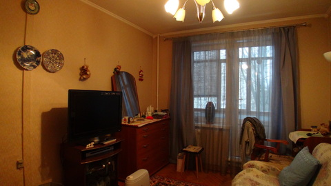 1 комнатная квартира, продажа, Москва, улица Азовская, дом 29к1 - Фото 4