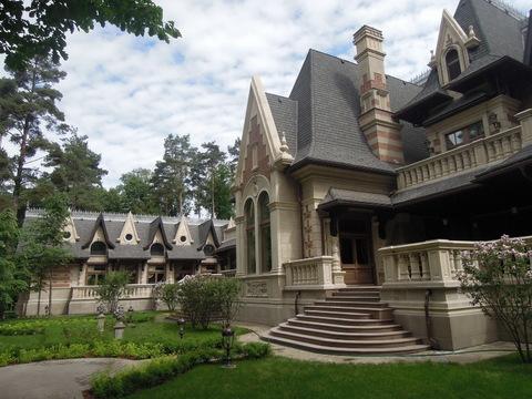 Загородная резиденция в Одинцово - Фото 2