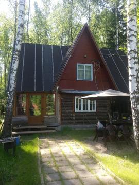 Продается дом в ДНП Ветеран-1 Ворсино - Фото 1