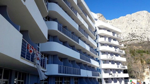 Видовые апартаменты в зоне юбк - Фото 1