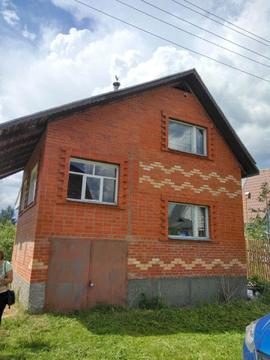Кирпичный дом на 6 сот, СНТ 70 лет влксм, Москва, пос Вороновское - Фото 3