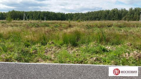 Земельный уч. 12 соток, Н.Москва, 25 км от МКАД Калужское шоссе - Фото 2