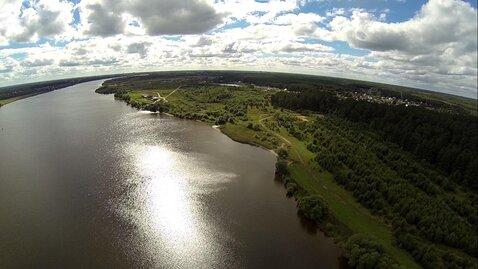 Эксклюзивный участок 459 соток, ИЖС, на первой линии реки Волга - Фото 5