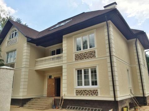 Кирпичный дом 400 м2, чистовая отделка, газ и свет, Калужское ш 24 км - Фото 3