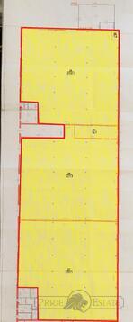 Аренда неотапливаемого складского помещения 3618,8 кв.м - Фото 2