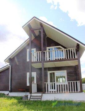 2х-этажный коттедж в деревне Рыково Гаврилов-Ямского района - Фото 2