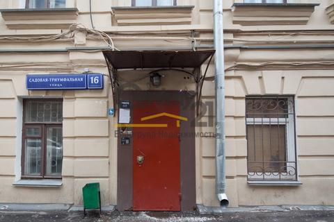 Продается 6-комн. квартира, 136 м2, м. Маяковская - Фото 2