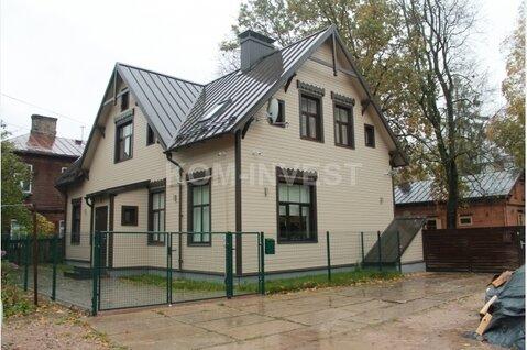 Уникальная квартира в реконструированном экологическом деревянном доме . - Фото 1
