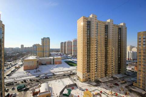 Продается 1-комн. квартира 41 кв.м, м.Чкаловская - Фото 4
